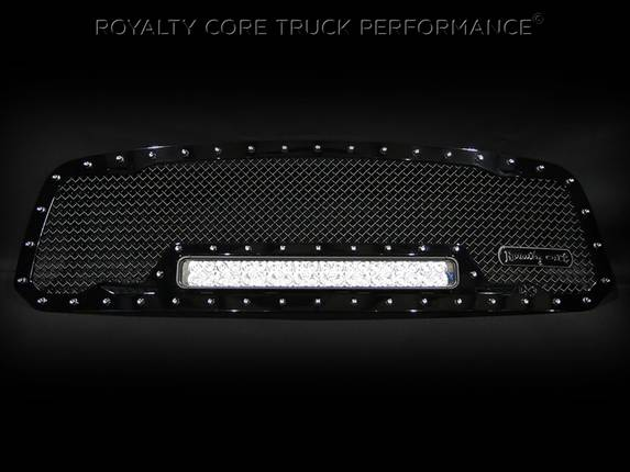 Royalty Core - Dodge Ram 2500/3500/4500 2013-2017 RC1X Incredible LED Grille