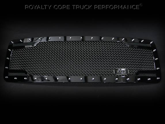 Royalty Core - Ford F-150 2009-2012 RC2 Twin Mesh Grille