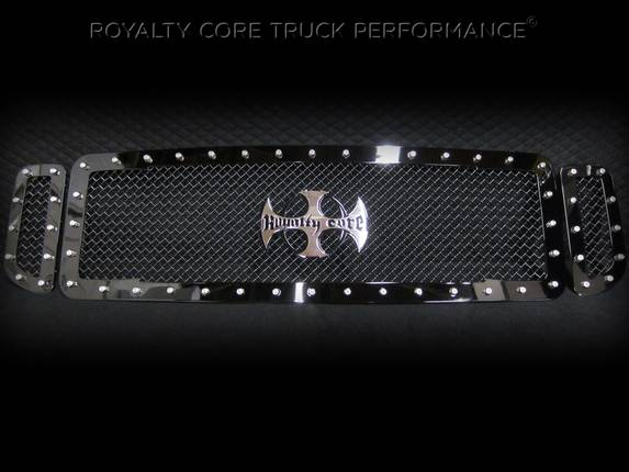 Royalty Core - Ford SuperDuty 1999-2004 RC1 Main Grille with Center Emblem