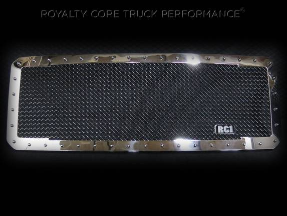 Royalty Core - Ford Super Duty 1999-2004 RC1 Classic Grille Chrome