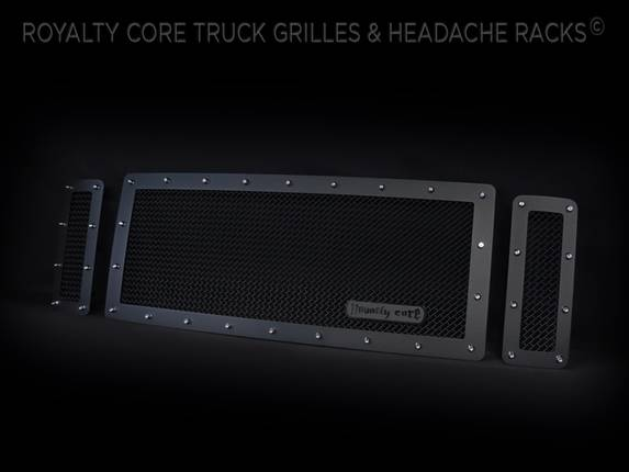 Royalty Core - Ford Super Duty 2008-2010 RCR Race Line Grille