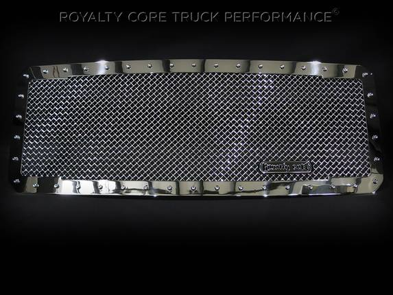 Royalty Core - Ford SuperDuty 2011-2016 RC1 Classic Grille Chrome