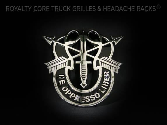 Royalty Core - De Oppresso Liber Emblem