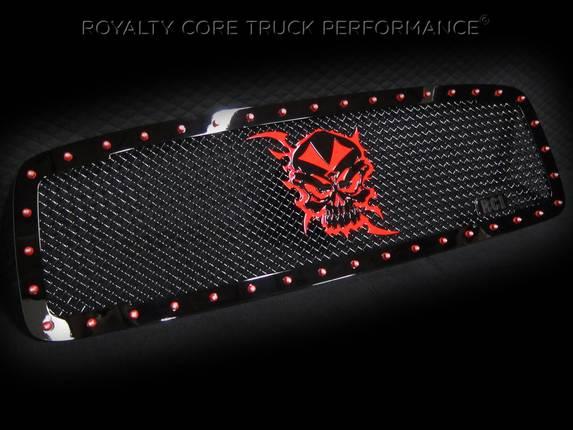 Royalty Core - Venom Tribal Skull