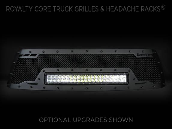 Royalty Core - Toyota Sequoia 2008-2016 RCRX LED Race Line Grille