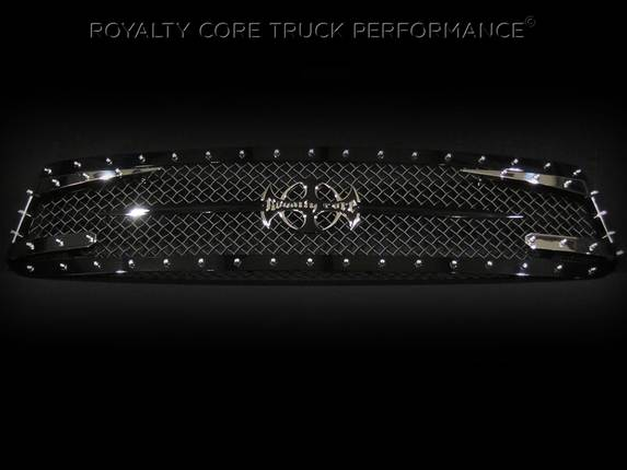 Royalty Core - Toyota Sequoia 2008-2016 RC3DX Innovative Grille