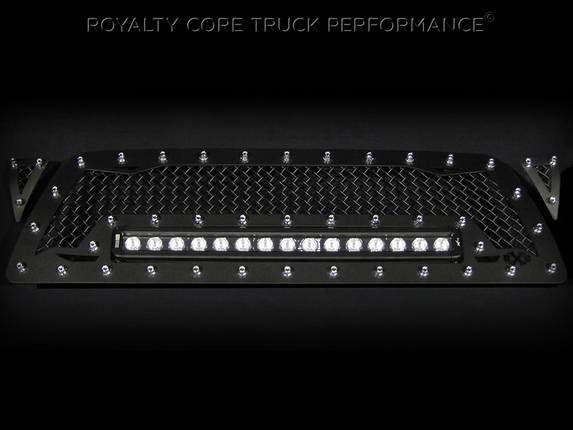 Royalty Core - Toyota Tacoma 2005-2011 RC1X Incredible Single Row LED Grille