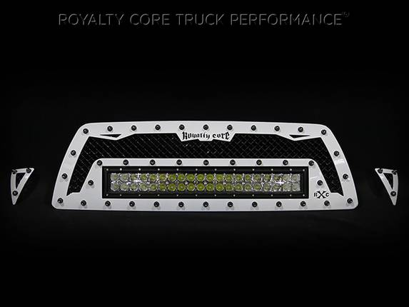 Royalty Core - Toyota Tacoma 2005-2010 RC1X Incredible Double Row LED Grille