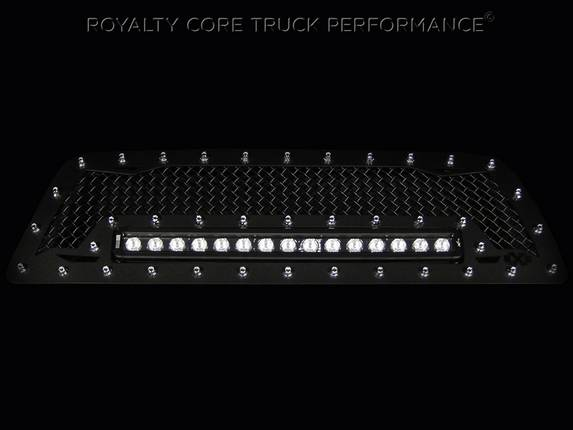 Royalty Core - Toyota Tacoma 2016-2018 RC1X Incredible Single Row LED Grille