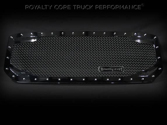 Royalty Core - GMC Yukon & Denali 2007-2014 RC2 Twin Mesh Grille