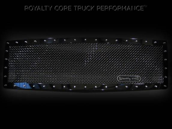 Royalty Core - Chevrolet 1500 Z71 2014-2015 RC1 Classic Grille