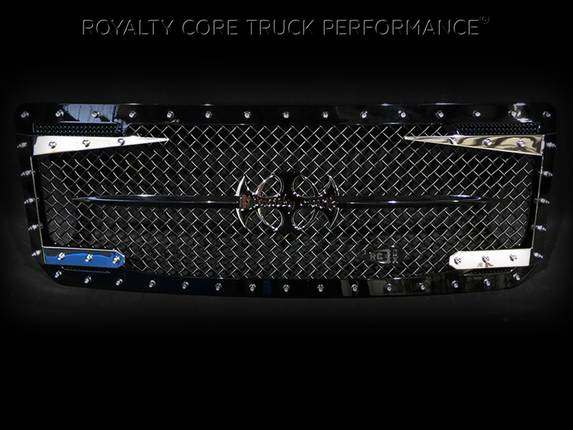 Royalty Core - Ford Raptor 2017+ RC3DX Innovative Grille