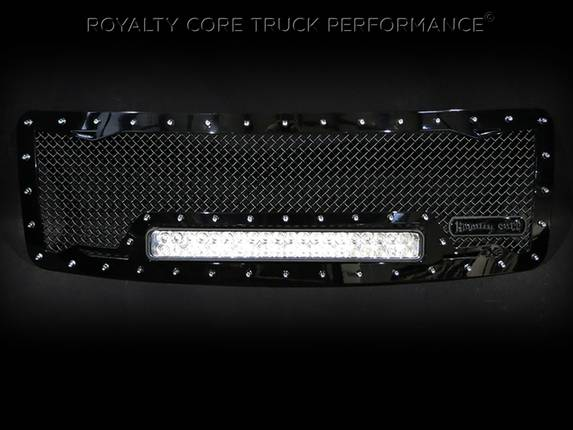 Royalty Core - Ford F-150 2013-2014 RC1X Incredible LED Grille