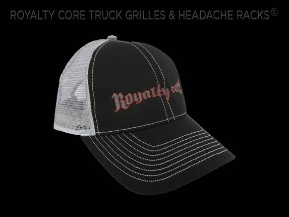 Royalty Core - Royalty Core Embroidered 2-Tone Trucker Hat