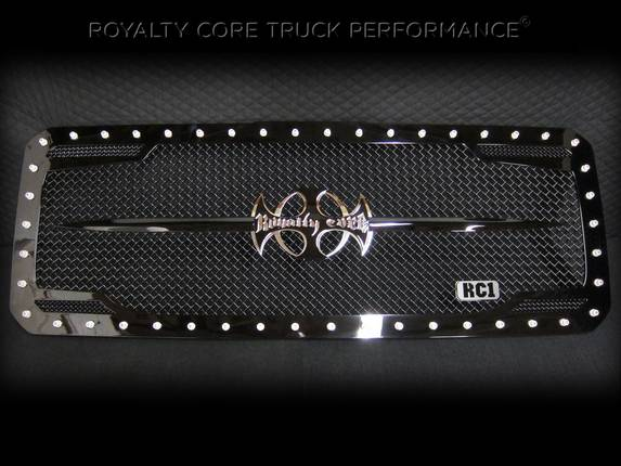 Royalty Core - Ford F-150 2013-2014 RC2 Main Grille with Sword Assembly