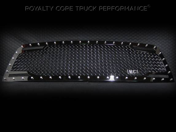 Royalty Core - Dodge Ram 2500/3500 2013-2014 RC2 Main Grille Twin Mesh w/ 5.0 Super Mesh