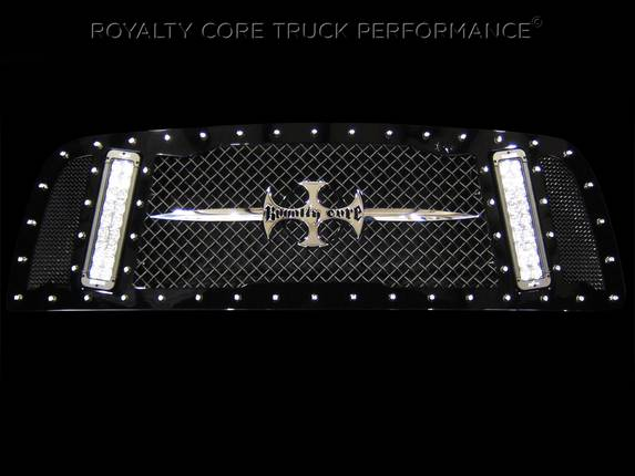RCX EXPLOSIVE GRILLE