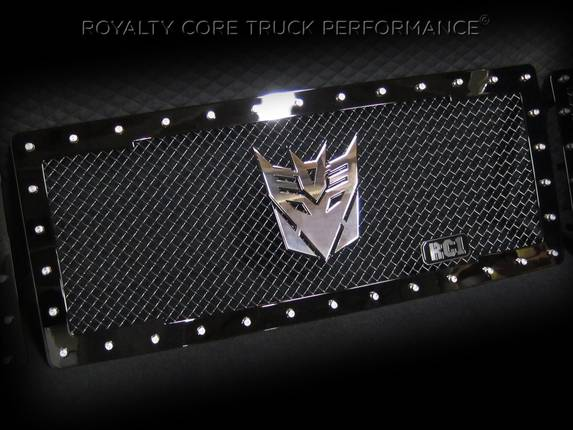 Royalty Core - Decepticon Chrome