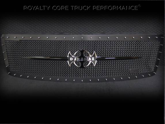 Royalty Core - Duramax w/ Sword Assy