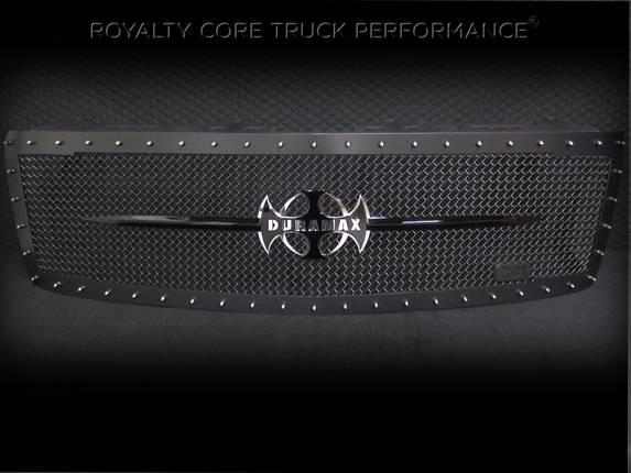 Royalty Core - Duramax w/ Sword Assy