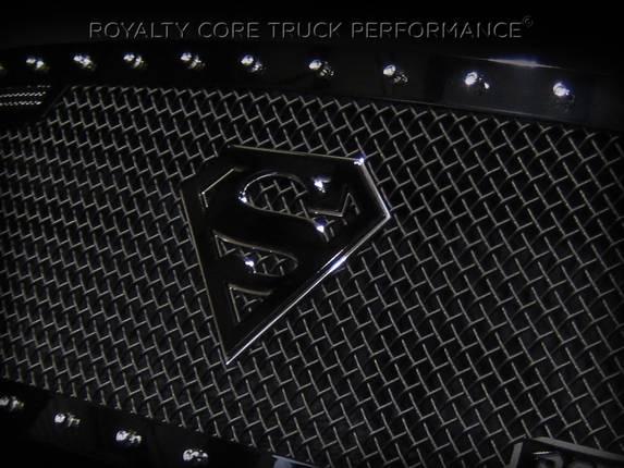 Royalty Core - Superman Black/Chrome