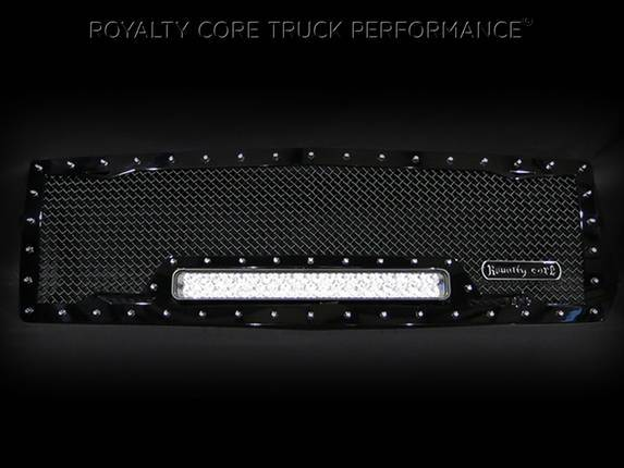Royalty Core - Chevrolet 1500 2014-2015 RC1X Incredible LED Grille (NON Z71)