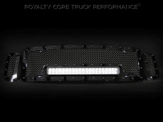 Royalty Core - Ford SuperDuty 1999-2004 RC1X Incredible LED Grille
