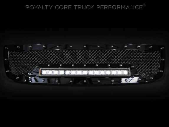 Royalty Core - GMC Sierra & Denali 1500 2003-2006 RC1X Incredible LED Grille