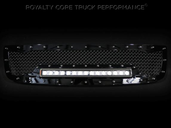 Royalty Core - GMC Sierra & Denali 1500 2003-2006 RC1X Incredible LED Grille