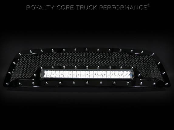 Royalty Core - Toyota Tundra 2007-2009 RC1X Incredible LED Grille