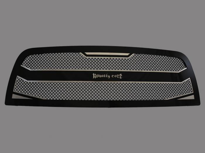 Royalty Core - Royalty Core Ram 2500/3500/4500 2010-2012 RC4 Layered Grille