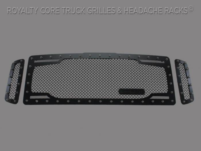 Royalty Core - Ford SuperDuty 2005-2007 RC2 Twin Mesh Grille