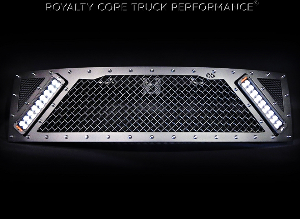 Royalty Core - Ford Raptor 2009-2015 RCX Explosive Dual LED Grille