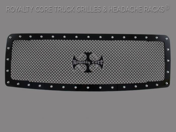 Royalty Core - Ford Super Duty 2011-2016 RC1 Main Grille with Center Emblem