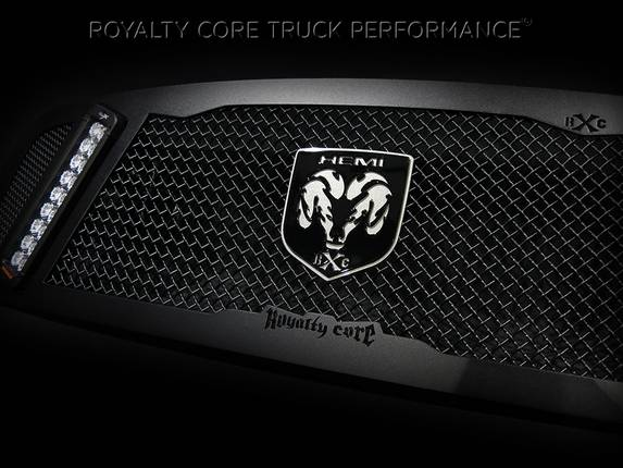 Royalty Core - Hemi Logo