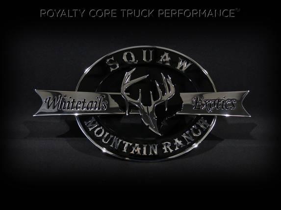 Royalty Core - Whitetail Exotics Emblem