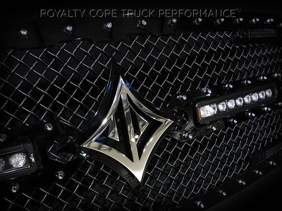 "Royalty Core - ""JD"" Custom Emblem"