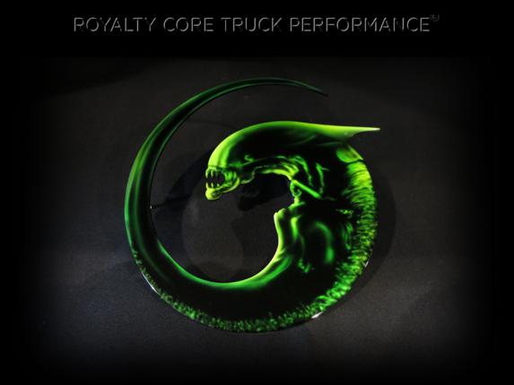 Royalty Core - Alien Emblem