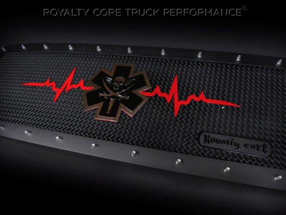 Royalty Core - Medic Logo