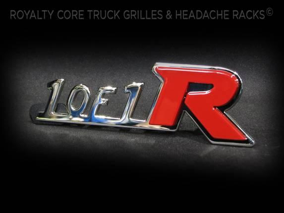 Royalty Core - 1 of 1 R Custom Logo