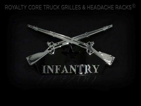 Royalty Core - Army Infantry Emblem