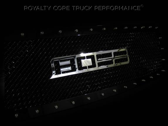 Royalty Core - Boss Emblem