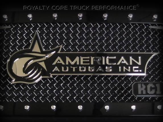 Royalty Core - American AUTOGAS Company emblem