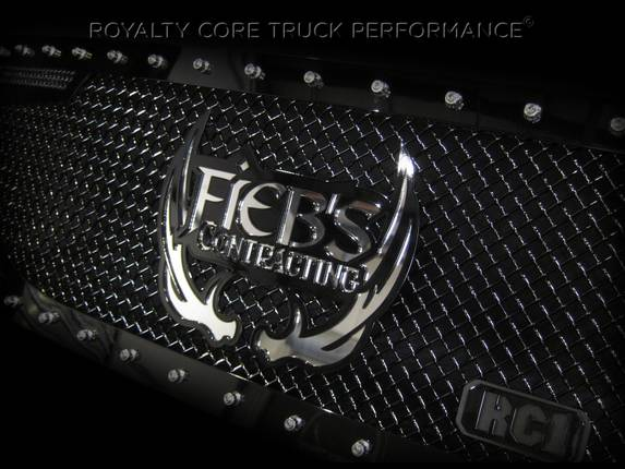 Royalty Core - Fieb's Contracting Emblem