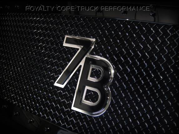Royalty Core - 7B Custom Emblem