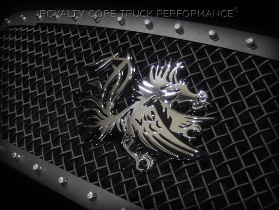 Royalty Core - Game Cock Emblem