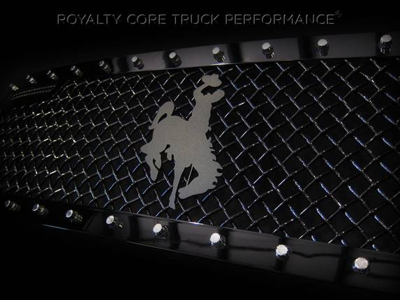 Royalty Core - Bucking Bronco Emblem