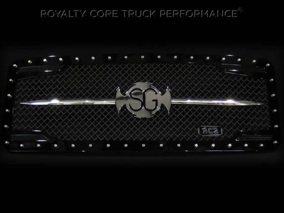 Royalty Core - Custom SG Sword
