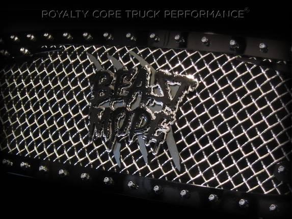 Royalty Core - Beast Mode Emblem