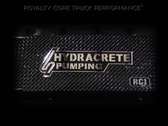 Royalty Core - Hydracrete Pumping Company Emblem